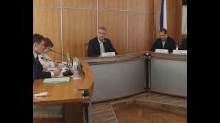 Жесткий разговор Сергея Аксенова с руководителями города.