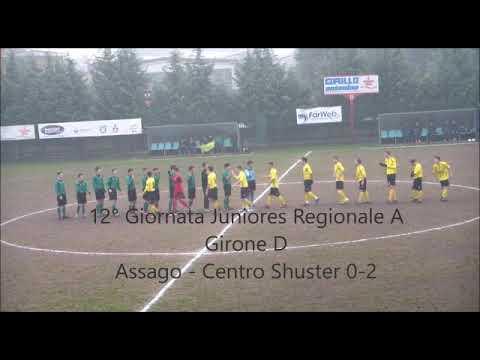 Preview video (Juniores) ASSAGO - CENTRO SCHUSTER