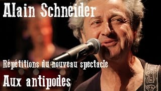 Alain Schneider - en concert au Café de la Danse - 12/06/2016 - Teaser