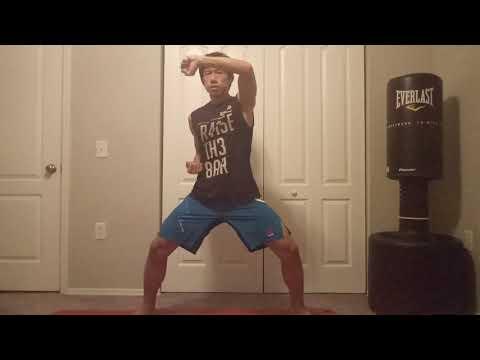 MMA Technique Tutorial: Karate blocks & Punch