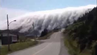 5 Shocking Natural Disasters Caught On Video