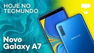 GalaxyA7,GoProHero7,FacebookDating,anúnciosdaLG,MotorolaeNokiaemais-HojenoTecMundo