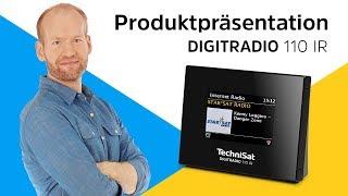 DIGITRADIO 110 IR  | Hi-Fi-Anlagen auf DAB+ umrüsten. | TechniSat