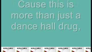 Dance Hall Drug by Boys Like Girls (with lyrics on screen!)