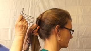 HAIR COMB HOW TO TUTORIAL