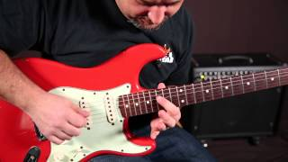 """Jimi Hendrix - How to Play the solo from """"Wind Cries Mary""""  - Guitar Lessons"""