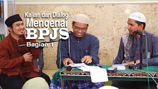 Dialog Ilmiah Mengenai BPJS Kesehatan 1  Dr Erwandi Tarmizi & Dr Muhammad Ariffudin SpOT