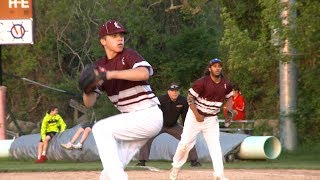 Highlights: East Lyme 6, Waterford 1 in ECC baseball final