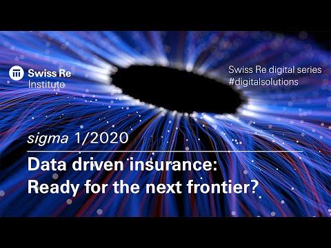 Los datos transforman el papel del seguro en la sociedad