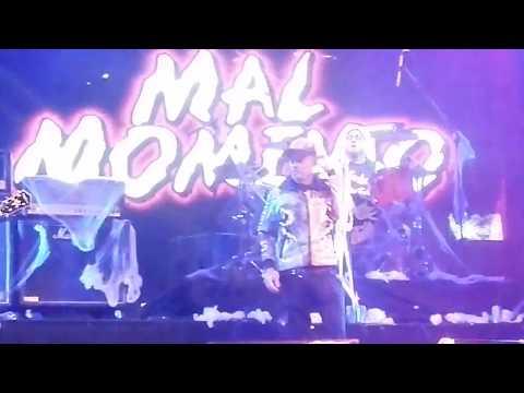 Mal Momento - La bruja y el cazador - Groove 13/10/2017