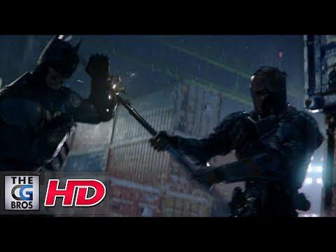 "CGI VFX Breakdowns : ""Batman: Arkham Origins"" by Matt Radford"