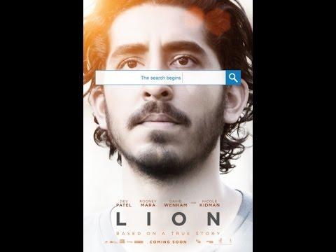 LION - TRAILER (GREEK SUBS)