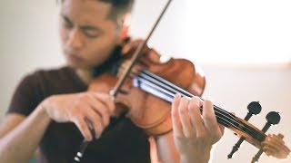 What A Beautiful Name - Hillsong - Violin Cover By Daniel Jang