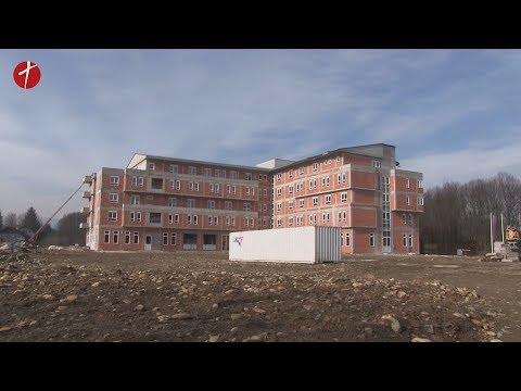 Caritasov dom za starije i nemoćne Dr. Ivan Evanđelist Šarić