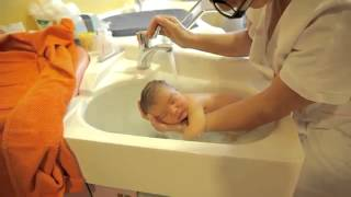 Magical - 1st Bath Video