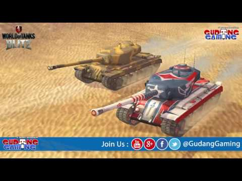 Kolaborasi World of Tank Blitz & SEGA