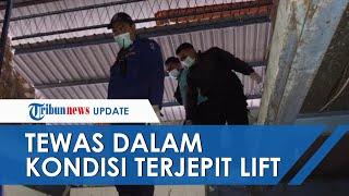 Diduga Bercanda saat Bekerja, Pria Ini Tewas Terjepit Pembatas Lift di Surabaya