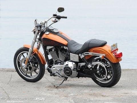 2014 Harley-Davidson Low Rider First Ride