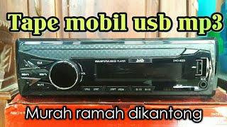 TAPE MOBIL USB MP3  Murah,ramah Dikantong
