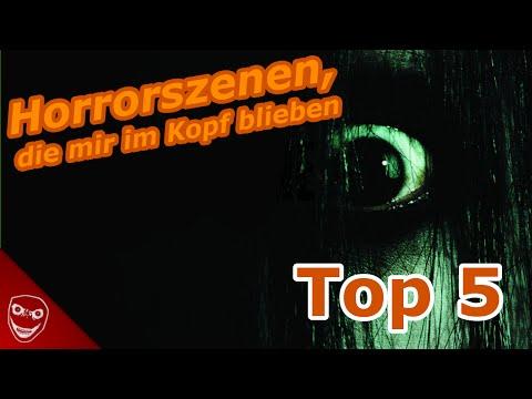 Top 5 Horrorszenen die mir im Kopf blieben