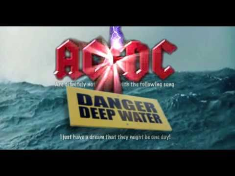 "AC DC 'tribute' song ""Danger Deep Water"" - UK Song Comp Rock Winner"