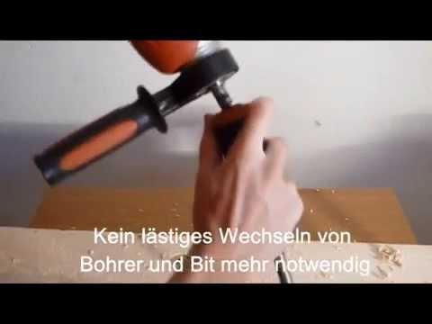 Kress 2-Gang Bohrmaschine 850 BM-2