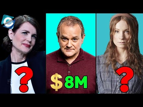 How Rich Are The Cast Of Downton Abbey? Downton Abbey Movie