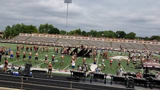 2018 Blue Knights - Finals Day Rehearsal - Exit Music for a Film