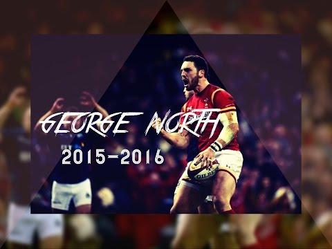 George North 2015-2016 HD