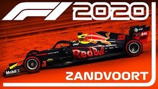 Formula 1 Is BACK At ZANDVOORT   F1 2020 Max Verstappen Lap