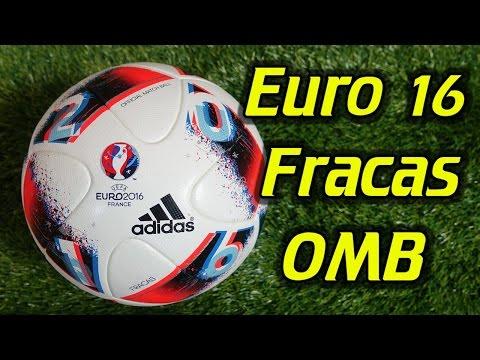 Adidas Fracas Euro 2016 Match Ball - Review