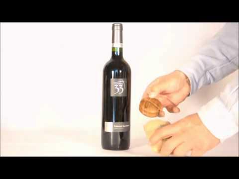 Corta Cápsulas de Botellas de Vino