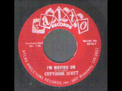 I'm Moving On (Song) by Chyvonne Scott