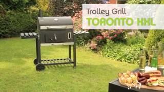 Tepro Toronto Holzkohlegrill Zubehör : Tepro toronto xxl holzkohlegrill mit edelstahlgrill sportshoppro