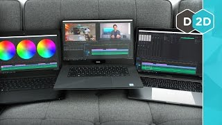 The Best Laptops for Editing - Adobe Premiere vs Final Cut!