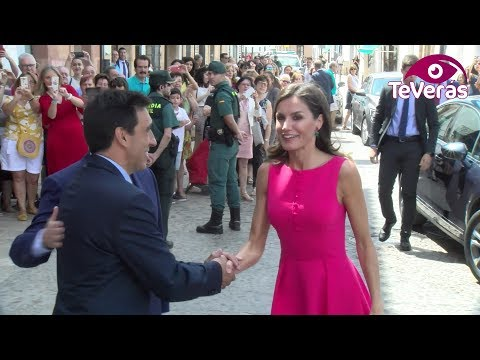 La Reina Doña Letizia ha reconocido la labor inclusiva del Festival de Almagro