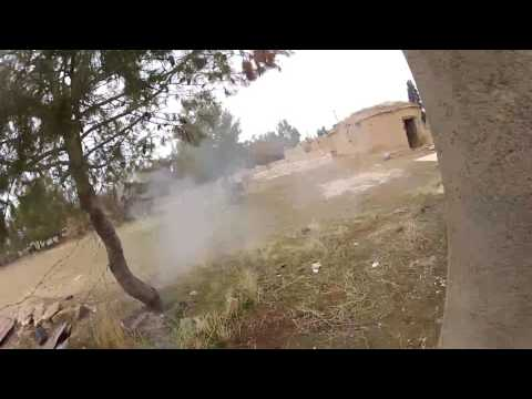Watch where you step - IED Pressure plate - YBT (YPG/SDF) training
