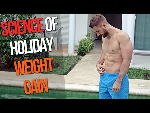 The Science of Holiday Weight Gain - How To Manage Your Diet During Holidays?