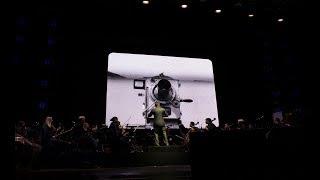 Симфонический оркестр Ленинградской области озвучивал шедевр немого кино прямо во время сеанса
