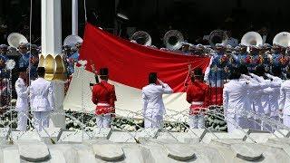 Setelah 10 Tahun Marah dan Menolak Hormat ke Bendera Merah Putih, Zulia Akhirnya Mau Jadi Paskibra