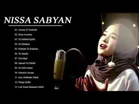 Nissa Sabyan Remix Full Album - Top Lagu Sholawat Terbaru Mp3