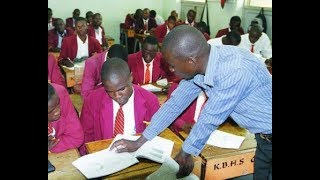 Education CS Fred Matiang'i reveals President Uhuru Kenyatta's backing of the new curriculum