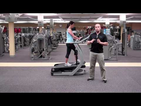 Bowflex® TreadClimber | Getting Started