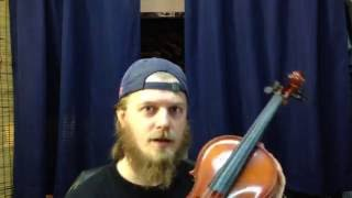 Learning Violin by Ear Tips