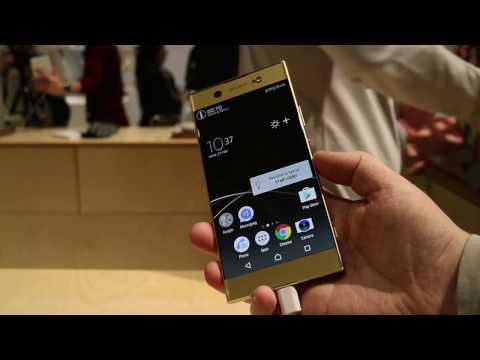 Anteprima Sony XA1 Ultra MWC 2017