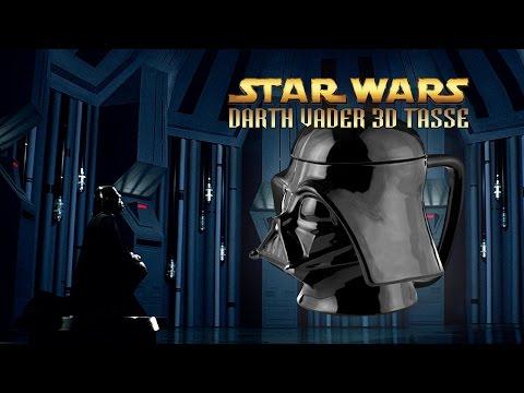 Star Wars: Die epische Darth Vader 3D-Tasse