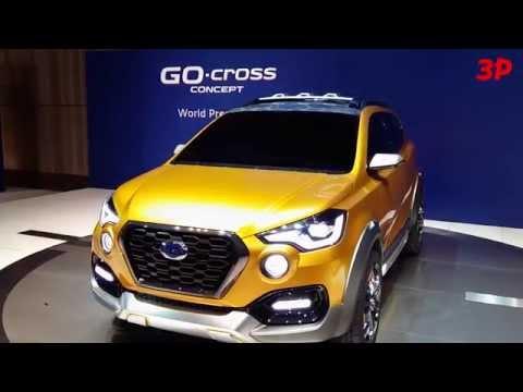Datsun GO-cross concept  — 360 градусов