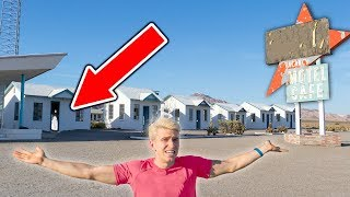 WE GOT LOST!! (ABANDONED TOWN)