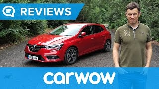 Renault Megane 2017 hatchback review | Mat Watson Reviews