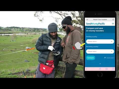 SendMoneyPacific Rewind: How to send money home from NZ (Bislama)